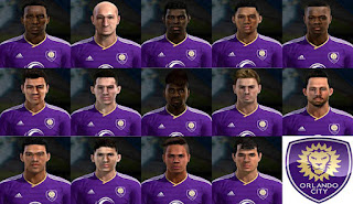 Facepack Orlando City  Pes 2013