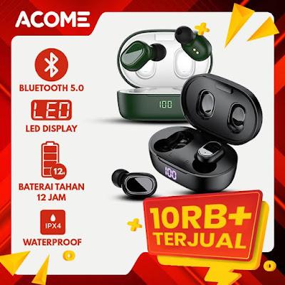 Rekomendasi headset wireless Murah Berkualitas
