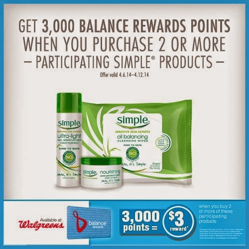 simple skincare walgrens balance rewards