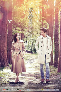 Download K-Drama On the Way to the Airport Subtitle Indonesia
