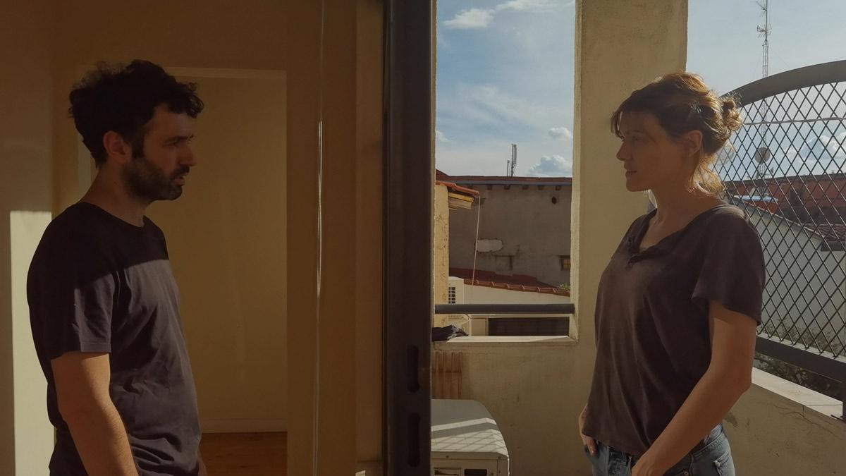 EN CASA - La serie de HBO España - Rodrigo Sorogoyen y Marta Nieto