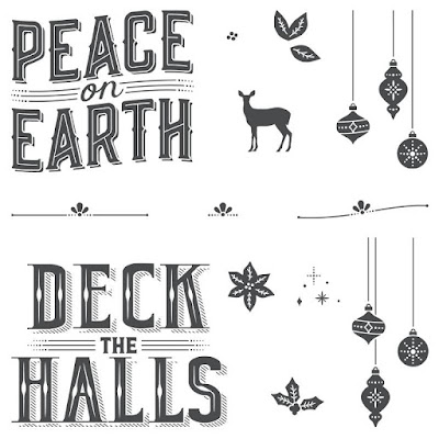 Stampin' Up! Carols of Christmas stamp set and die bundle      Demonstrators can pre-order the stamp set or the bundle. Yeah for demo perks!      Not a demo? Sign up in July and the stamp set is part of an additional Essentials Gift Pack in the starter kit worth an extra $72. For the US, the pricing is $99 for $197 worth of product ($125 you pick + the $72 Essentials Gift Pack) and a bundle of business supplies valued at $50. Talk about a great deal! Do you want to join with me now? 😀     Customers can get this set in August, and you can earn Bonus Days coupons towards the set or bundle with your purchases during the July Bonus Days events. For every $50 in product, you earn a $5 coupon towards purchases in August!