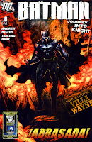 Batman - Journey into knight Tomo 8