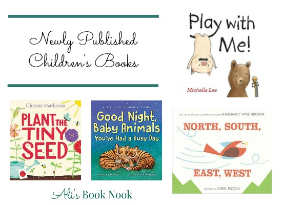 Newly Published Children's Pictures Books