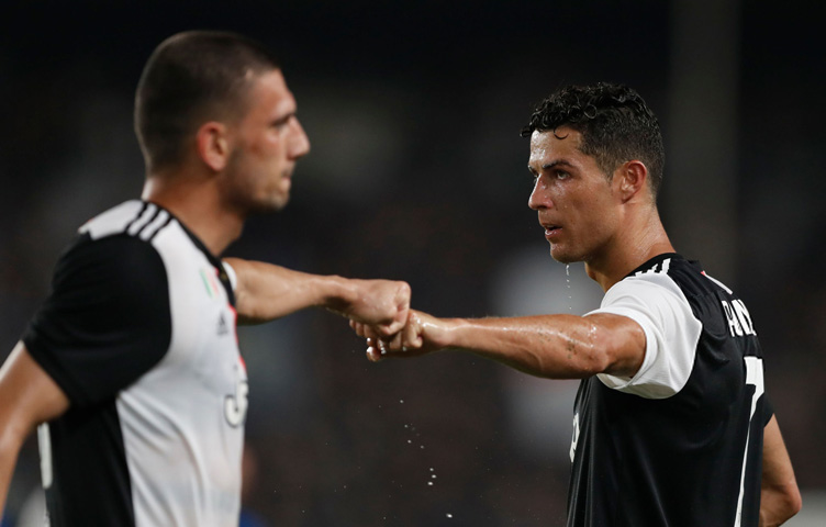 "Ronaldo: ""Sretni smo zbog pobjede"""