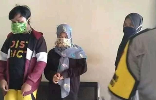 Hina Nabi Sambil Joget Minim Busana, 3 Remaja Dicyduk Polisi