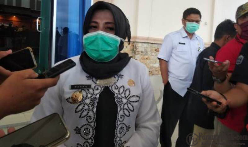 Rahma: Pasien Covid-19 di Tanjungpinang Tinggal Satu Orang