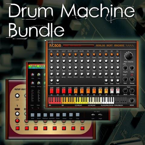 Drum Machine Bundle