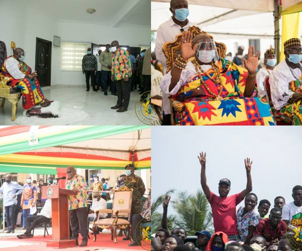 """There Is No Political, Ethnic Agenda Against Volta Region"" – President Akufo-Addo"