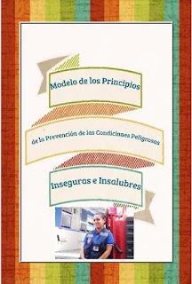Modelos de formato  Principios de la Prevención de las Condiciones Peligrosas, Inseguras e Insalubres
