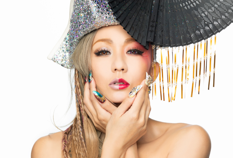 Kumi Koda set to revive Black cherry and Japonesque via a new tour | Random J Pop