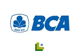 Lowongan Kerja Bank BCA Untuk SMA SMK D1 D3 S1 Terbaru 2020