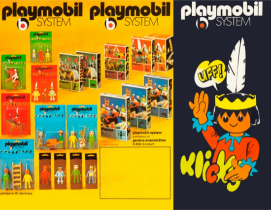 Playmobil catalog 1974 - cover
