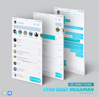 Lynx Dust Megaman