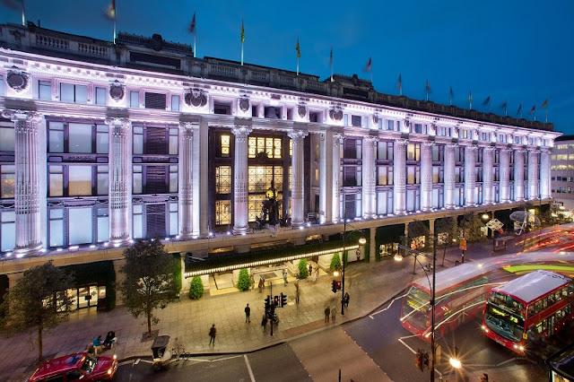 Selfridges em Londres