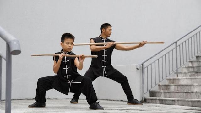 Olahraga Wushu