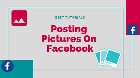 How To Post Photos On Facebook<br/>