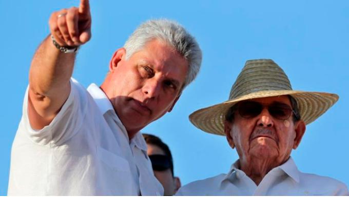 Futuro incierto para Díaz-Canel, asegura cocinera del Consejo de Estado