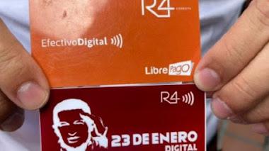 Lanzamiento de la tarjeta 23 DE ENERO Digital en Caracas