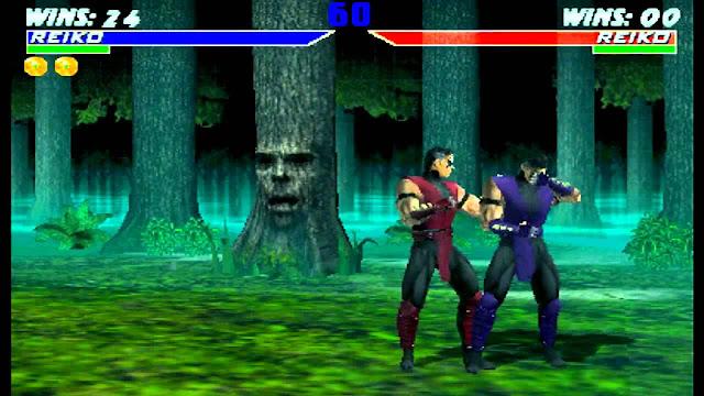 تحميل لعبة مورتال كومبات 4  Mortal Kombat 4