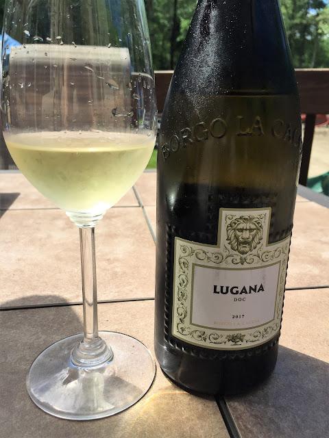2017 Borgo La Caccia Lugana DOC