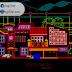 مخطط مسكن عائلي دوبلكس بشكل حديث اوتوكاد dwg