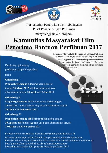 Lifestyle Blogger Medan - Tidak Perlu Takut Buat Film, Pusat Perkembangan Film Telah Menyediakan Fasilitas!