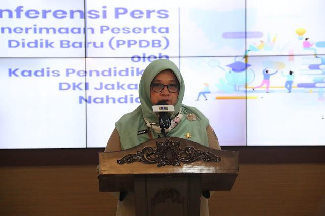 Disdik DKI Luncurkan 'Siap Belajar Jakarta'