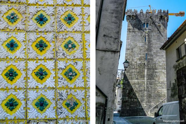 Torre de Menagem em Braga, Portugal