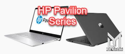 Laptop HP Seri Pavilion