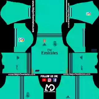Real Madrid Third Kit 19-20