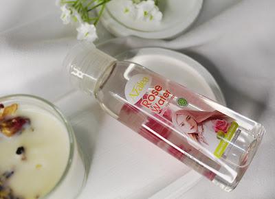 Azalea Deep Hydration Rose Water packaging