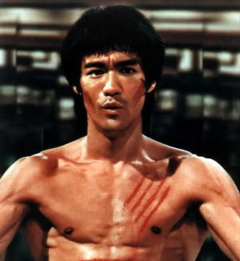 "Bruce Lee ""Enter The Dragon"""
