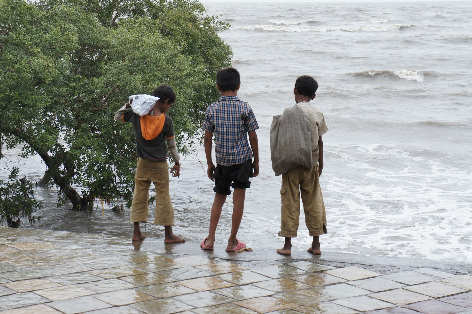 BombayJules: Bandra Seaside : Carter Road