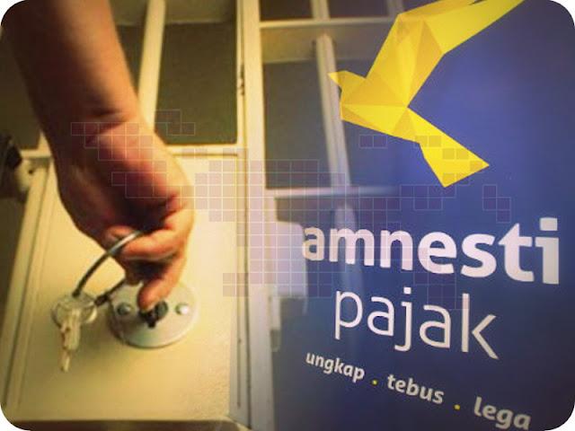 Dua Penunggak Pajak Hingga Rp16 Miliar, Bebas akibat Tax Amnesty