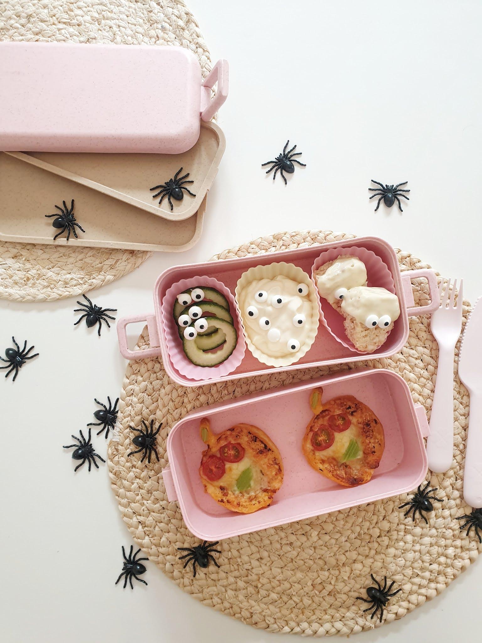 Childrens Halloween Lunch Ideas