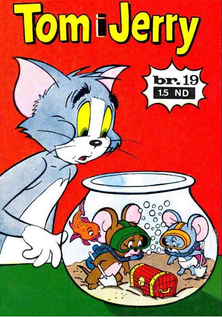 Tom i Jerry 19