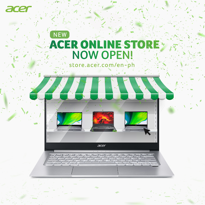 Acer Unveils Online Store in The Philippines