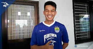 Persib Bandung Rekrut Striker Berusia 19 Tahun
