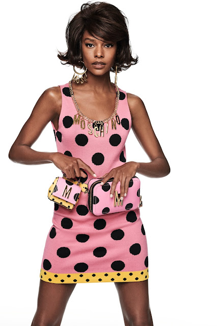 Sassy, Bright and Beautiful: MOSCHINO