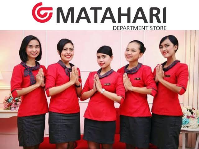 Lowongan Kerja Terbaru Karyawan PT Matahari Department Store, Tbk. Seluruh Indonesia   Tersedia 16 Posisi (Periode Oktober 2019)