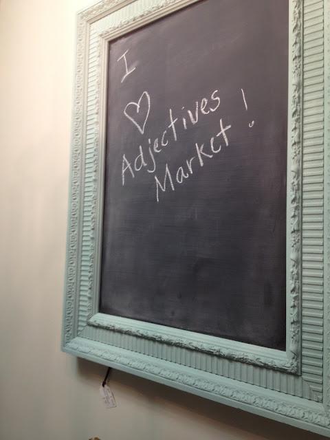 Adjectives Market Vintage Antiques & Art