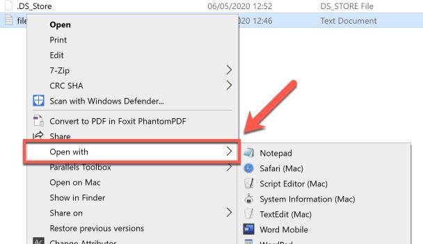 Cara Mengembalikan Open With di Windows 10 Klik Kanan di Context Menu