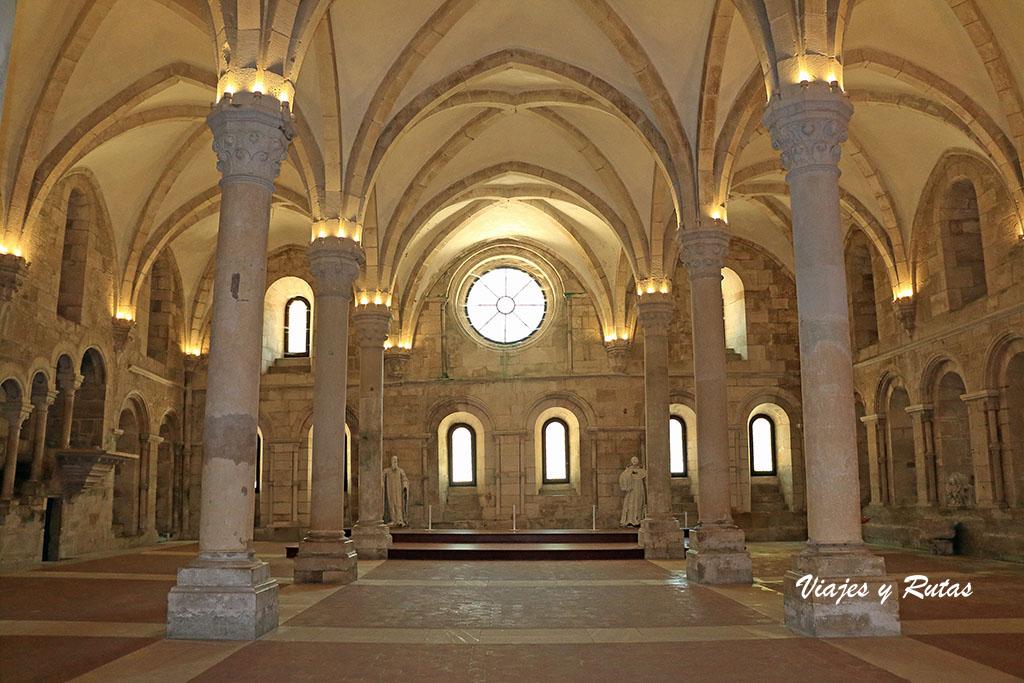 Refectorio del Monasterio de Alcobaça