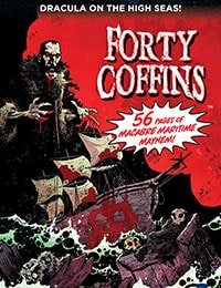 Forty Coffins Comic
