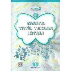Sözün Özü 8.Sınıf Yarıyıl Tatil Tekrar Kitabı (2014)