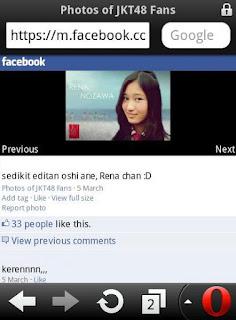 Lihat foto mobile facebook ukuran besar