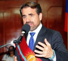 Rafael Lacava, se declaró muy preocupado por la manera en que se ha propagado el COVID-19 en la región