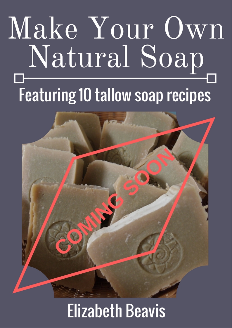 Make your own natural soap