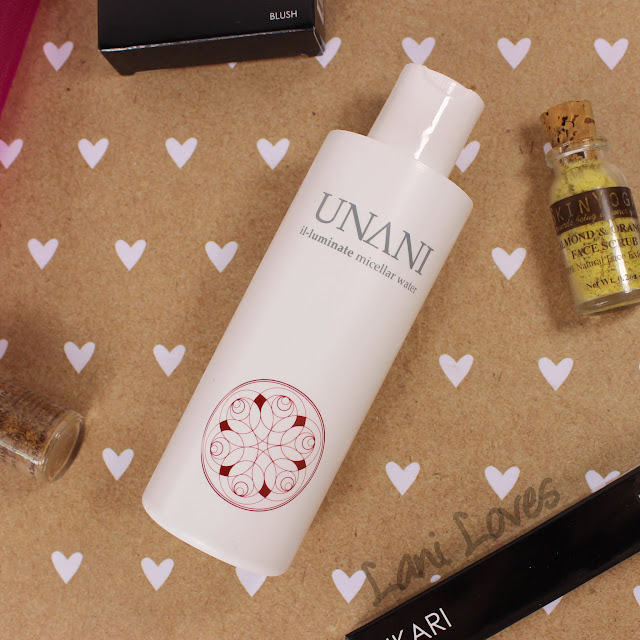 Unani Il-Luminate Micellar Water review